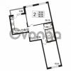 Продается квартира 2-ком 66.35 м² Берёзовая улица 1, метро Проспект Просвещения