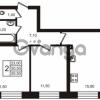 Продается квартира 2-ком 50.5 м² Выборгское шоссе 1, метро Пропект Просвещения