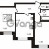Продается квартира 2-ком 54.3 м² Выборгское шоссе 1, метро Пропект Просвещения