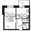 Продается квартира 1-ком 36.8 м² Выборгское шоссе 1, метро Пропект Просвещения