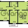 Продается квартира 3-ком 85 м² проспект Маршала Блюхера 12Б, метро Лесная