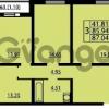 Продается квартира 3-ком 87 м² проспект Маршала Блюхера 12Б, метро Лесная