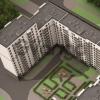 Продается квартира 2-ком 77.26 м² набережная Обводного канала 108, метро Фрунзенская