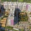 Продается квартира 1-ком 43 м² Петровский бульвар 1, метро Девяткино
