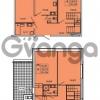 Продается квартира 4-ком 131.34 м² Ленинградское шоссе 11, метро Проспект Ветеранов