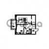 Продается квартира 1-ком 44.95 м² проспект Энгельса 2, метро Черная Речка