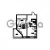 Продается квартира 1-ком 49.2 м² проспект Энгельса 2, метро Черная Речка