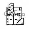 Продается квартира 1-ком 48.35 м² проспект Энгельса 2, метро Черная Речка
