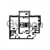 Продается квартира 2-ком 71.14 м² проспект Энгельса 2, метро Черная Речка