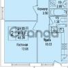 Продается квартира 2-ком 48 м² Понтонная улица 29, метро Рыбацкое