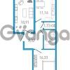 Продается квартира 2-ком 63 м² бульвар Александра Грина 1, метро Приморская