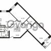 Продается квартира 2-ком 71.5 м² проспект Авиаторов Балтики 1, метро Девяткино