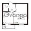 Продается квартира 1-ком 34.06 м² проспект Авиаторов Балтики 2, метро Девяткино