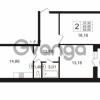 Продается квартира 2-ком 64.56 м² Арсенальная улица 7, метро Девяткино
