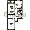Продается квартира 2-ком 68 м² Юнтоловский проспект 51к 3, метро Старая деревня