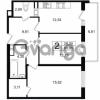 Продается квартира 2-ком 60.7 м² Липовая аллея 15, метро Старая деревня