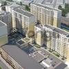 Продается квартира 1-ком 43.6 м² Смоленская улица 11к 2, метро Фрунзенская