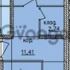 Продается квартира 1-ком 47 м² улица Шкапина 36, метро Балтийская
