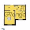 Продается квартира 1-ком 35 м² Южное шоссе 114, метро Международная