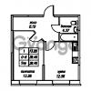 Продается квартира 1-ком 38.4 м² Юнтоловский проспект 53к 4, метро Старая деревня