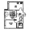 Продается квартира 2-ком 52.65 м² Юнтоловский проспект 53к 4, метро Старая деревня