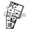 Продается квартира 2-ком 58.81 м² Юнтоловский проспект 53к 4, метро Старая деревня