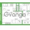 Продается квартира 1-ком 22.4 м² улица Оптиков 34, метро Старая деревня