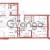Продается квартира 3-ком 77.5 м² улица Оптиков 34, метро Старая деревня