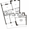 Продается квартира 4-ком 158.63 м² Ушаковская набережная 3, метро Черная речка