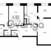 Продается квартира 3-ком 100.67 м² Ушаковская набережная 3, метро Черная речка