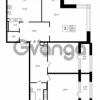 Продается квартира 3-ком 123.87 м² Ушаковская набережная 3, метро Черная речка