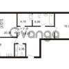 Продается квартира 2-ком 86.63 м² Ушаковская набережная 3, метро Черная речка