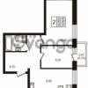 Продается квартира 2-ком 45 м² Центральная улица 83, метро Ладожская