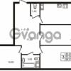 Продается квартира 3-ком 83 м² Центральная улица 83, метро Ладожская