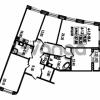 Продается квартира 4-ком 136.2 м² Полтавский проезд 2, метро Площадь Восстания