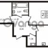 Продается квартира 2-ком 62 м² Центральная улица 83, метро Ладожская