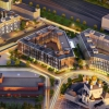 Продается квартира 3-ком 85.3 м² Кременчугская улица 9к 1, метро Площадь Восстания