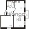 Продается квартира 2-ком 57 м² Центральная улица 83, метро Ладожская