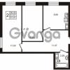 Продается квартира 2-ком 51 м² Центральная улица 83, метро Ладожская