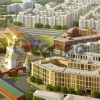 Продается квартира 3-ком 96.9 м² Кременчугская улица 9к 1, метро Площадь Восстания