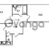 Продается квартира 2-ком 71 м² Кременчугская улица 23, метро Площадь Восстания