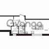 Продается квартира 1-ком 43 м² Столичная улица 1, метро Улица Дыбенко