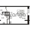 Продается квартира 1-ком 31.17 м² улица Пионерстроя 29, метро Проспект Ветеранов