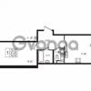 Продается квартира 1-ком 41.2 м² улица Пионерстроя 29, метро Проспект Ветеранов