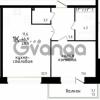 Продается квартира 1-ком 46.8 м² проспект Маршала Жукова 52, метро Проспект Ветеранов