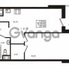 Продается квартира 1-ком 49.44 м² Московский проспект 73, метро Фрунзенская