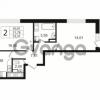 Продается квартира 2-ком 51 м² улица Шувалова 1, метро Девяткино