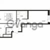 Продается квартира 2-ком 50.7 м² Воронцовский бульвар 2, метро Девяткино