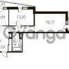 Продается квартира 2-ком 71 м² улица Катерников 1, метро Проспект Ветеранов