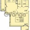 Продается квартира 1-ком 33.82 м² Колтушское шоссе 1к 3, метро Улица Дыбенко